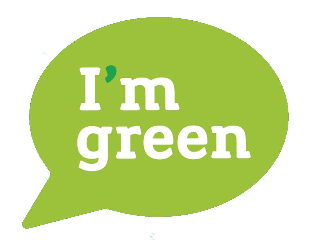 I'm green™